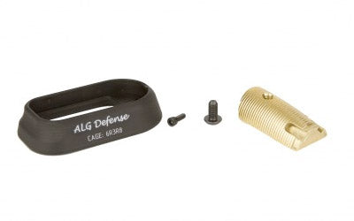 ALG FLARED MAGWELL FOR GLK 17/22 BLK