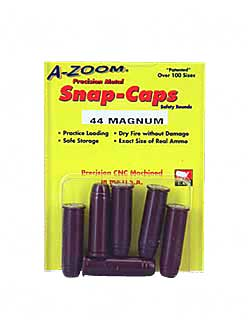 AZOOM SNAP CAPS 44MAG 6/PK