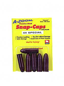 AZOOM SNAP CAPS 44SPL 6/PK