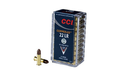 CCI COPPER-22 22LR 21GR 50/5000