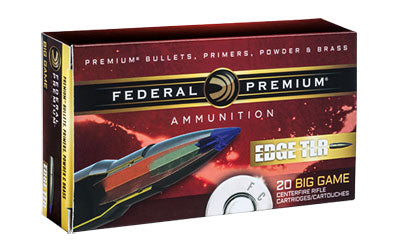 FED PRM 308WIN 175GR EDGE TLR 20/200