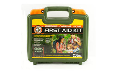 WISE 250 PIECE FIRST AID KIT
