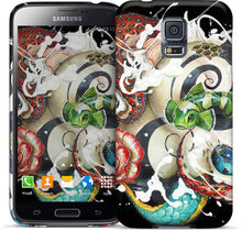 """Safe Haven"" Samsung Case"