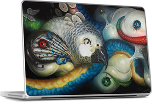 """Once They Arrive"" MacBook Skin"