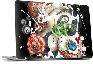 """Safe Haven"" MacBook Skin"