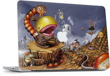"""Hospice"" MacBook Skin"