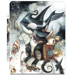 """Finding Home"" iPad Skin"
