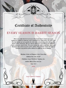 """Every Season is Rabbit Season"""