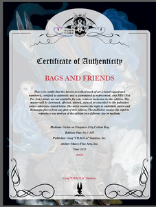 """Bags and Friends"""