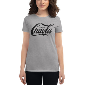 "Women's ""Enjoy Craola"" Short Sleeve T-shirt"