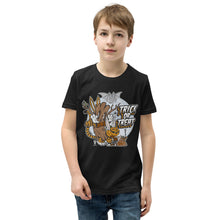 """Trick or Treat"" Youth Short Sleeve T-Shirt"