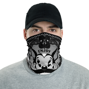 """Gentleman Scrap"" Neck Gaiter"