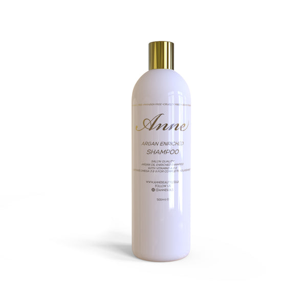 Argan Oil Enriched Nourishing Shampoo