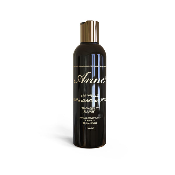 Luxury Men's Hair & Beard Shampoo