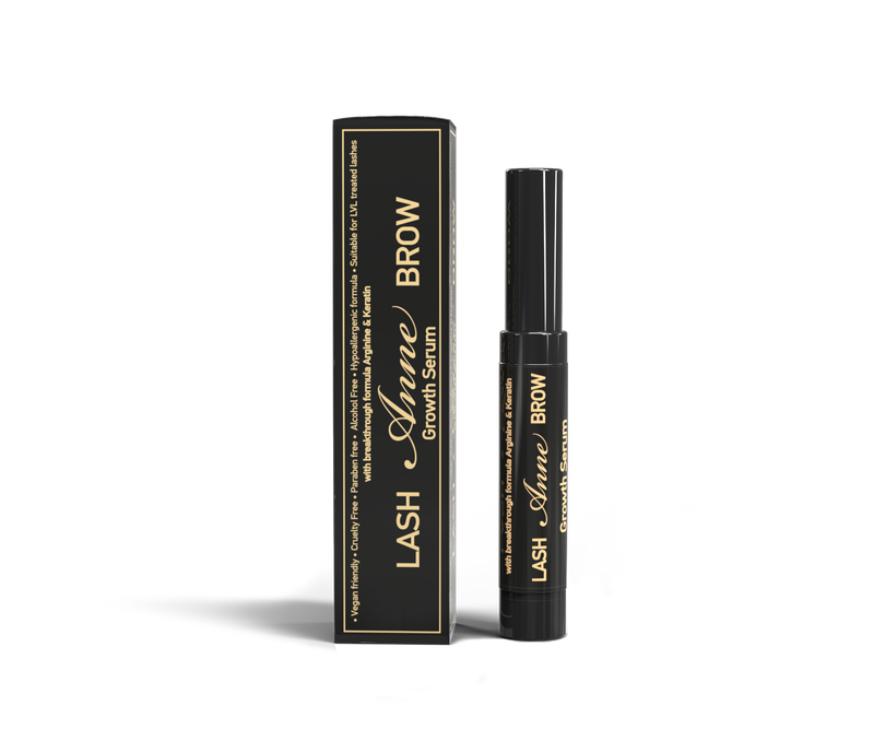 Lash Anne Brow Growth Serum
