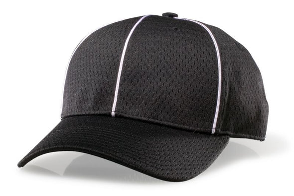 ASFPM36B Pro Mesh Flex Fit Hat Black