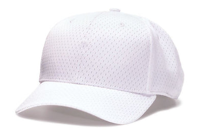 ASFPM36W Pro Mesh Flex Fit Hat White