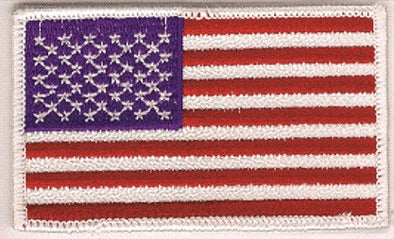 FLAGU Flag (Left Sleeve Orientation)