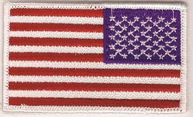 FLAGRU Flag (Right Sleeve Orientation)