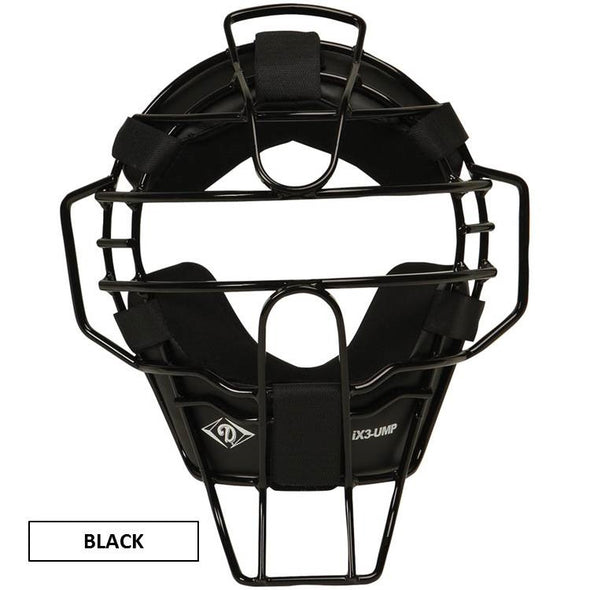 ASKDIX3M Diamond IX3 Feather Weight Umpire Mask