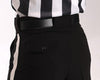 "ASFP27 Cold Weather Football Pants with 1 1/4"" White Side Stripes"