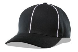 ASF36B Flexfit Hat Black