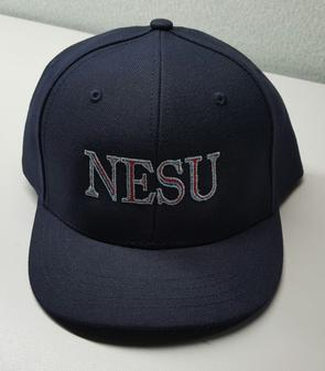 NESUK03  NESU 6-stitch Navy Hat