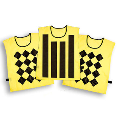 ASSP3SET Sideline Official Pinnie Set