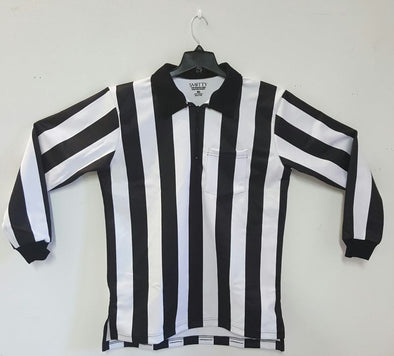 "ASF7302 Smitty Heavy Duty 2"" Stripe Long Sleeve Football Jersey"