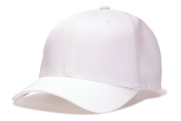 F35 Adjustable Official's Hat - White Only