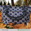 Dallas Football Inspired Hand Bag / Shoulder Bag / Purse