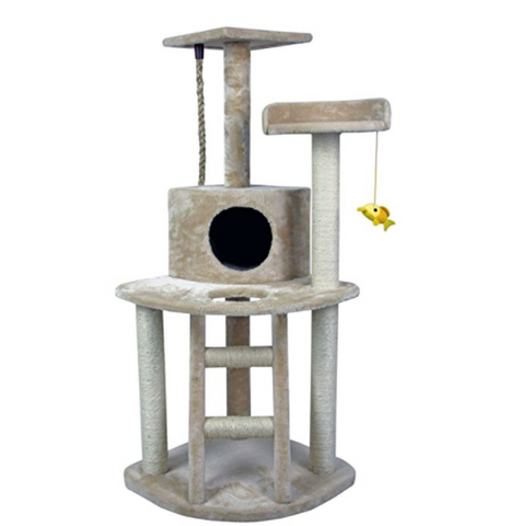 the tontru cat tree tower condo would be a great set of cat trees for large cats or cat trees for large cats is ideal for diverting your cat away from
