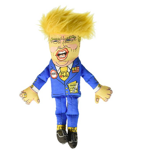 Donald Trump Cat Toy by Fuzzu - Assorted Politicians