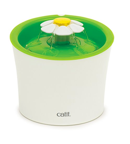 Daisy Flower Cat Fountain by Catit