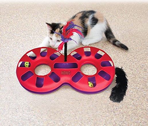 Figure 8 Cat Toy Track by Kong