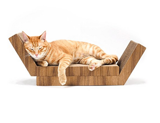 Ultra Modern Cat Scratcher Lounge Furniture with Modular Design by Katris