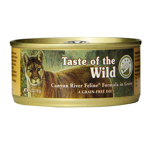 Grain-Free Wet Cat Food by Taste of the Wild - 24 Pack
