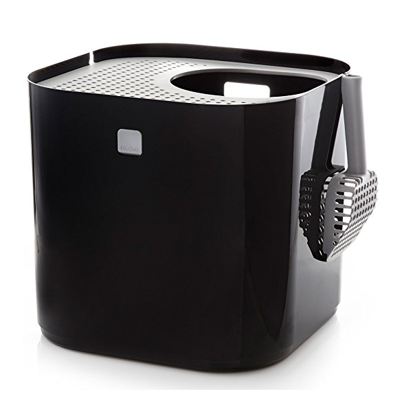 Modern Top Entry Litter Box by Modkat - Assorted Colors