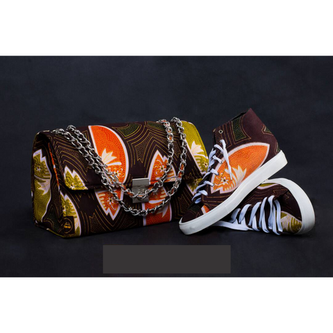 Ankara shoes - Nozish Fashion
