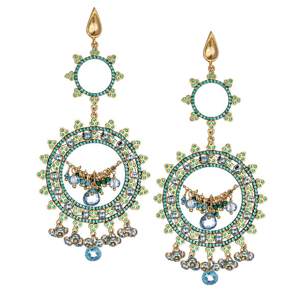 Adona Chandelier Earrings