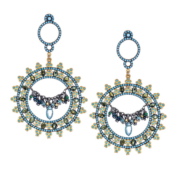 Catalina Chandelier Earrings