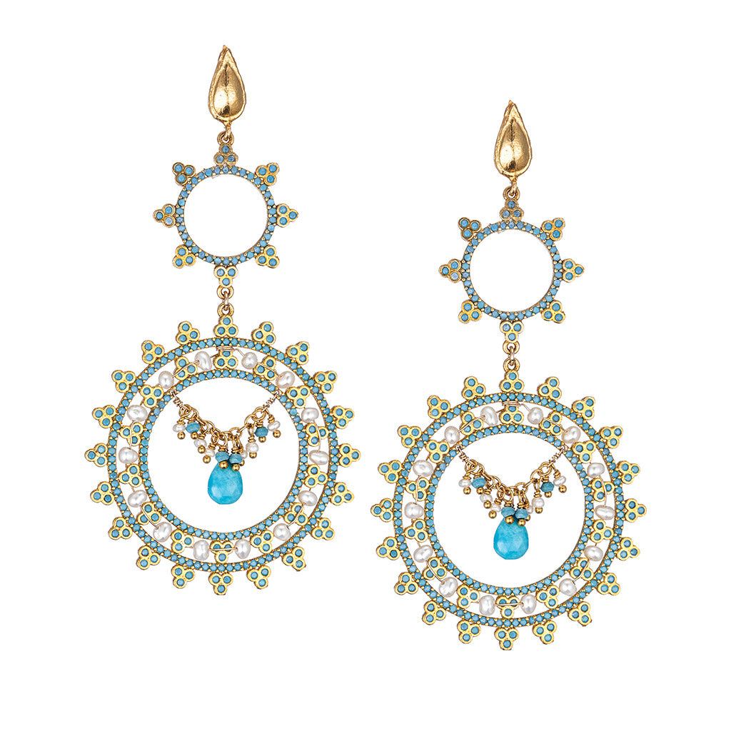 Florentina Chandelier Earrings
