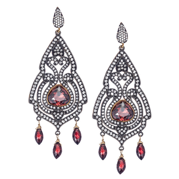 Alesandro Chandelier Earrings