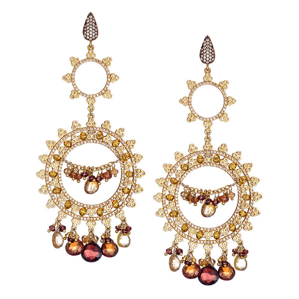 Francesca Chandelier Earrings