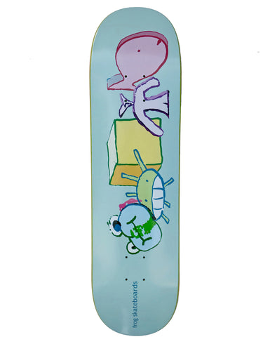 Peaceful Block Skateboard 8.25