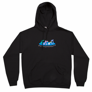 Egg Breaker Hoody Black