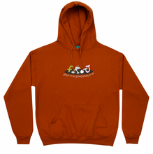 Egg Breaker Hoody Burnt Orange