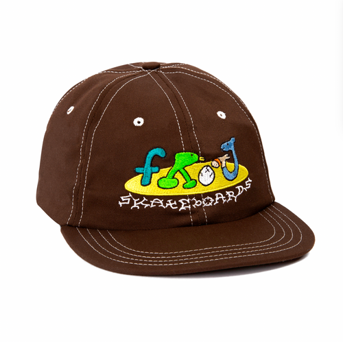 Egg Breaker Hat Brown