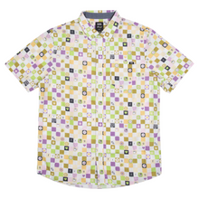 Vans X Frog Skateboards Short Sleeve Button Shirt