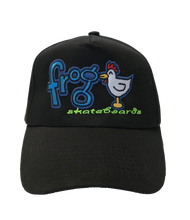 Lucky Chicken Hat Black
